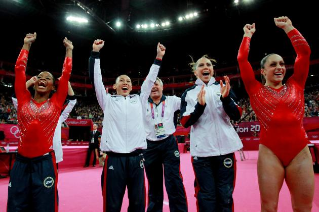 Olympic Women's Gymnastics: US Team Dominance Will Continue into Individuals