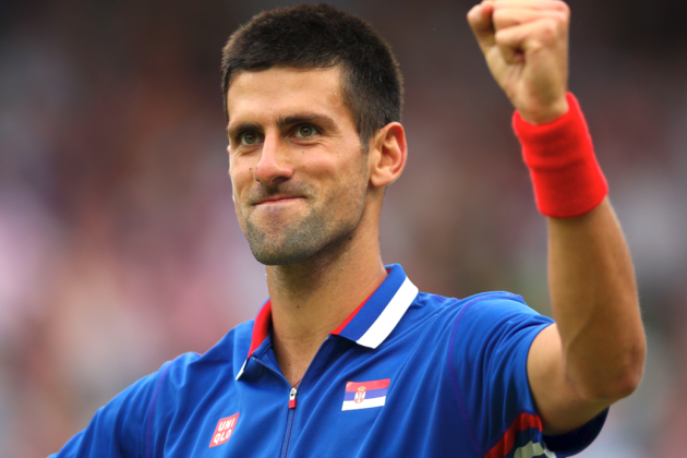 Olympic Tennis: Novak Djokovic Defeats Lleyton Hewitt to Advance to Quarterfinal