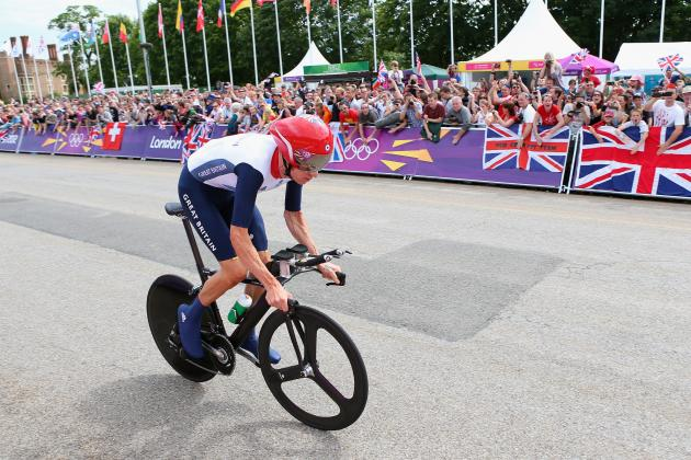 Olympics: Bradley Wiggins Becomes Britain's Top Olympian with Time Trial Gold