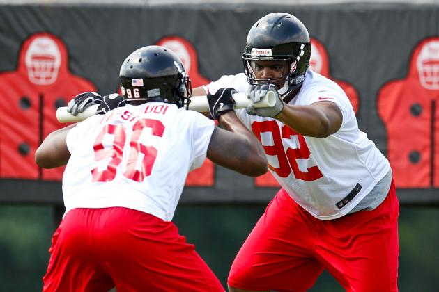 Surprise Players Who Could Make the Atlanta Falcons' 53-Man Roster