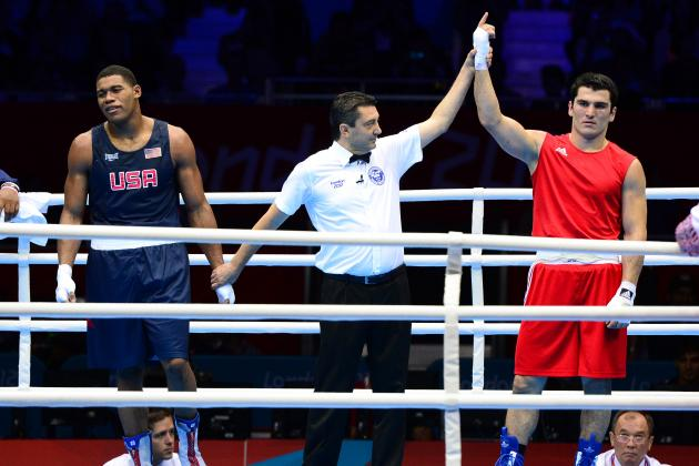 Olympics 2012: US Boxers Hunter and Breazeale Have Quick Exit from London Games