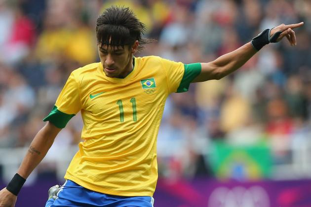 Neymar: Grading His Performance so Far for Brazil at the Olympics