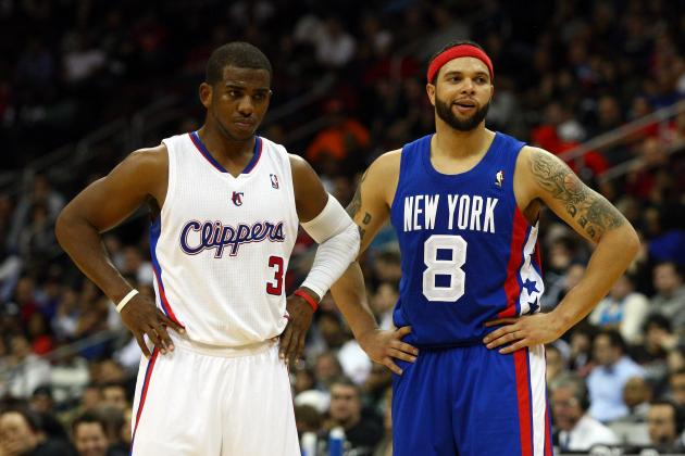 2012 Olympic Basketball: Deron Williams Is Better Fit Than Chris Paul