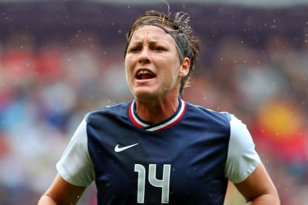 Olympic Soccer 2012: USA Women and Squads That Cruised to Victory