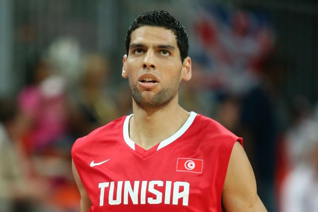 Olympic Basketball: NBA Prospect Salah Mejri Fails to Impress in Tunisia's Loss