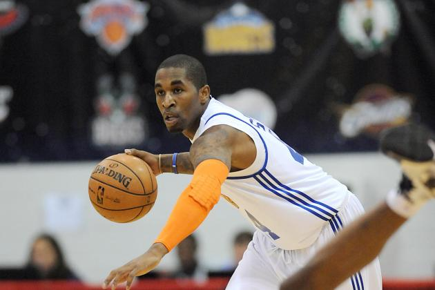 Knicks Free Agency 2012: New York  Signs Chris Smith, J.R.'s Younger Brother