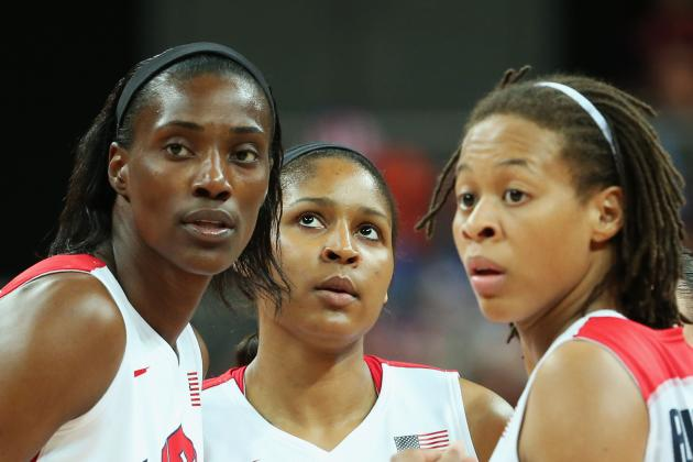 USA Olympic Women's Basketball Team: Updated Odds for US Gold Medal Hunt
