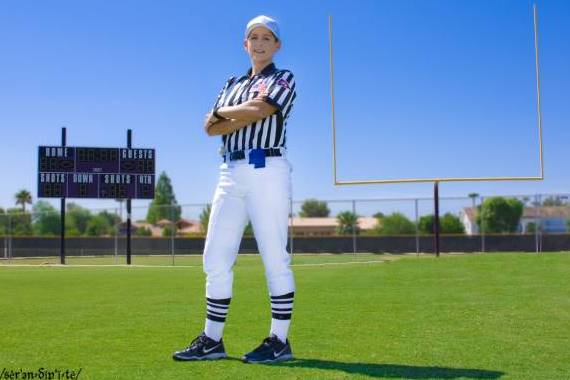 NFL: Shannon Eastin Could Referee Some Games in 2012