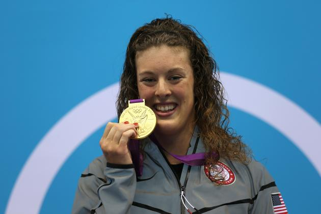 Allison Schmitt: Why She Is the Best Women's Swimmer on Team USA