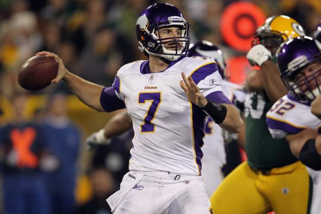 Fantasy Football: Is Sam Bradford or Christian Ponder the Better Weekly QB?