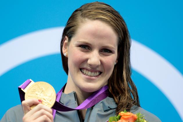 Missy Franklin: Why U.S. Gold Medalist Is Great for Swimming