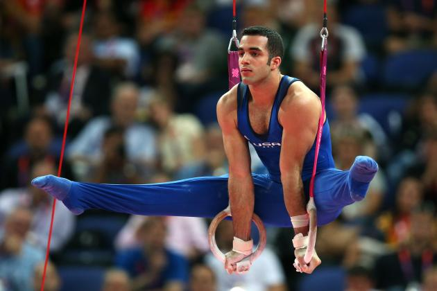 Olympic Gymnastics 2012: Why Danell Leyva Is the Lone American Medal Contender