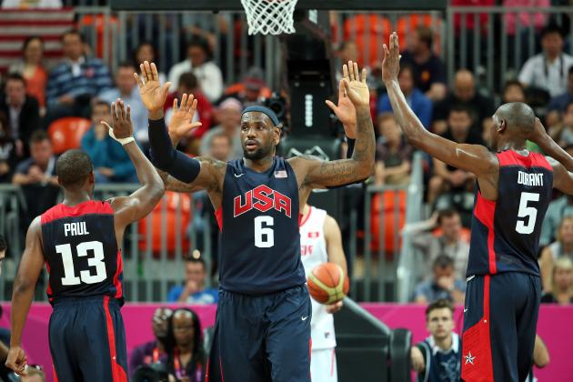 USA vs. Nigeria: Start Time, Live Stream, TV Info & Olympics Basketball Preview