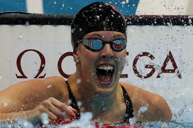Olympic Swimming 2012 Results: Allison Schmitt Will Continue Killer Performances