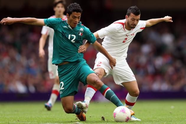 Mexico vs. Switzerland Olympic Soccer: Score, Grades, Twitter Reaction and More