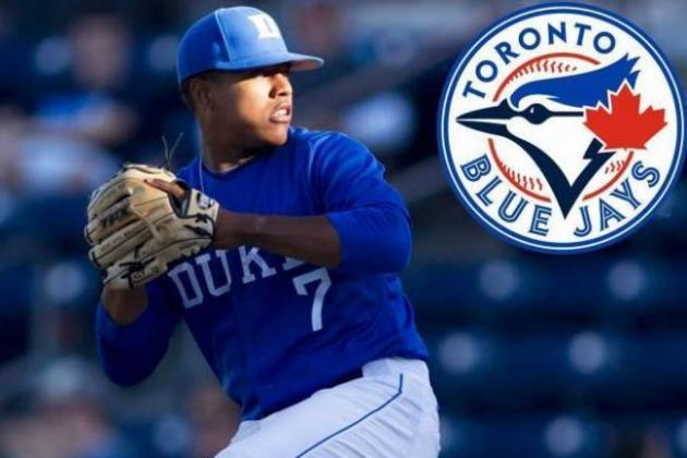 Marcus Stroman Extends Scoreless Streak to 10 Innings with Vancouver Canadians