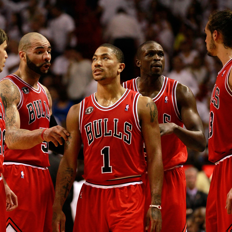 2012 2013 Season Opens With Sleeping: Predicting Chicago Bulls Rotation For The 2012-13 NBA