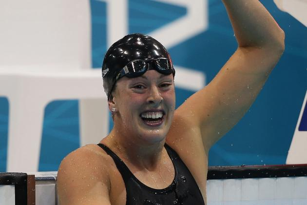 Allison Schmitt: How Training with Michael Phelps Elevated Her Career