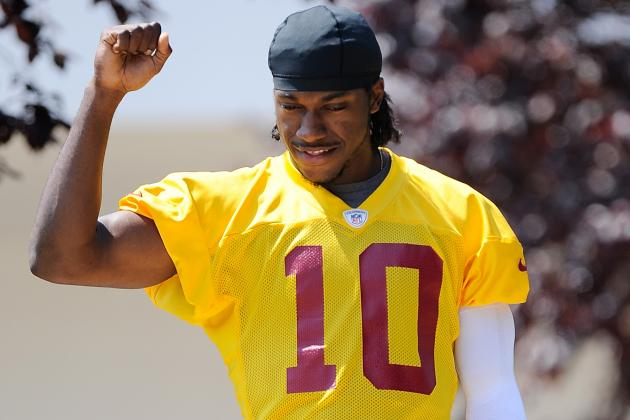 Washington Redskins Training Camp: Checking in on the Rookies