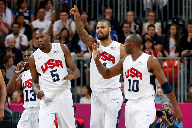 Team USA Basketball 2012: Analyzing What American Men Must Work on vs. Nigeria