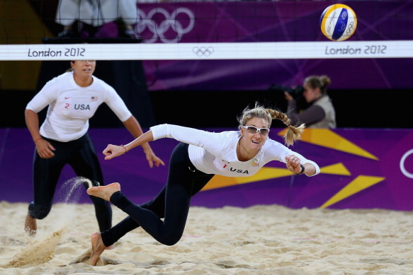 Olympic Beach Volleyball 2012: US Women's Team Will Dominate Competition