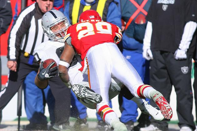 One Advantage the Kansas City Chiefs Have over Each Division Foe in 2012