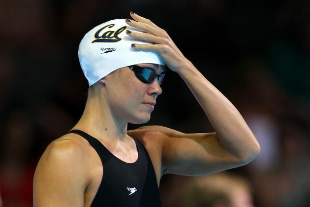 Natalie Coughlin: Where She Ranks Among Olympics All-Time Greats