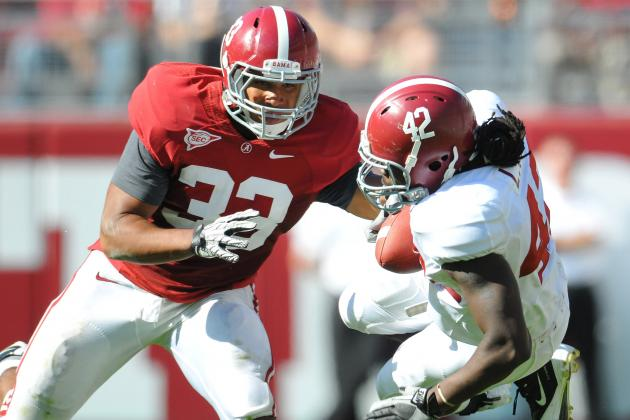 Alabama Football: Why Linebacker Trey DePriest Won't Start