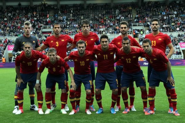 Spain vs. Morocco Olympic Soccer: Score, Grades, Twitter Reaction and Analysis