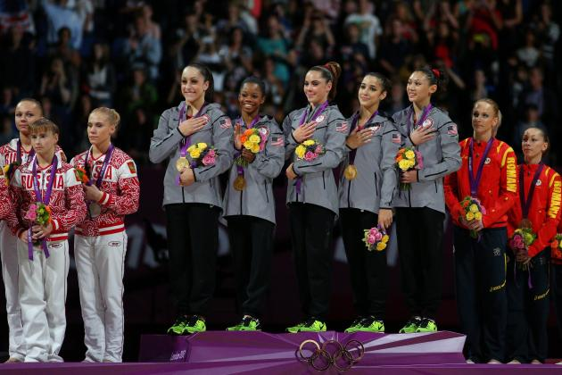 2012 Olympic Gymnastics Team: USA's Gold Medal Showing Has Team Among Best Ever