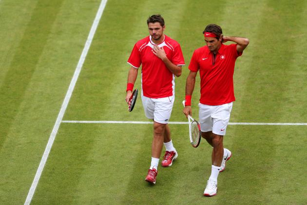 Federer and Wawrinka Ejected as Venus Falls: Day 5 Dejection in London