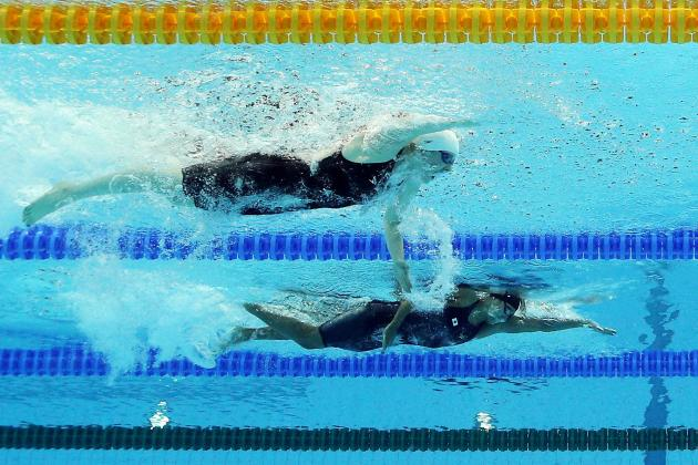 Olympic Swimming Results 2012: Day 5 Updates, Medal Winners, Analysis & More