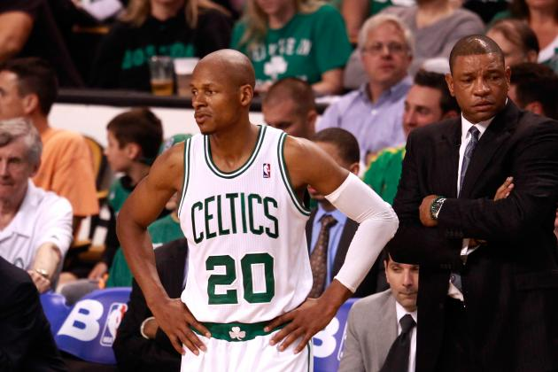 Ray Allen Left Celtics Due to Doc Rivers, Could Face Similar Exit in Miami