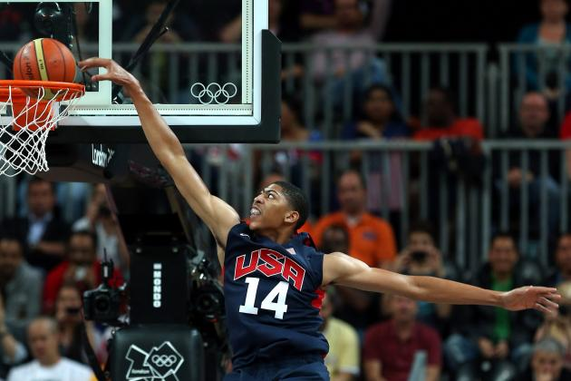 Why the Dunk Contest and Skills Competition Should Be Their Own Olympic Sport
