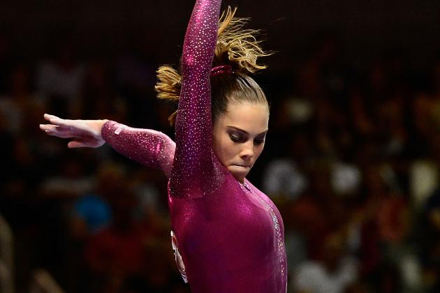 Olympic Gymnastics 2012: Ranking Top Moments for Team USA at London