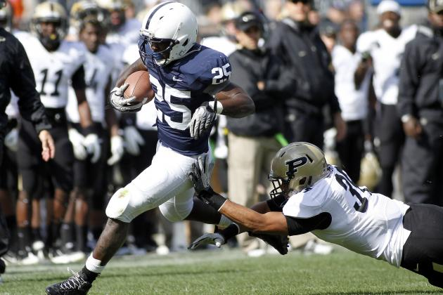 Silas Redd: Former Penn State RB Had No Choice but to Transfer