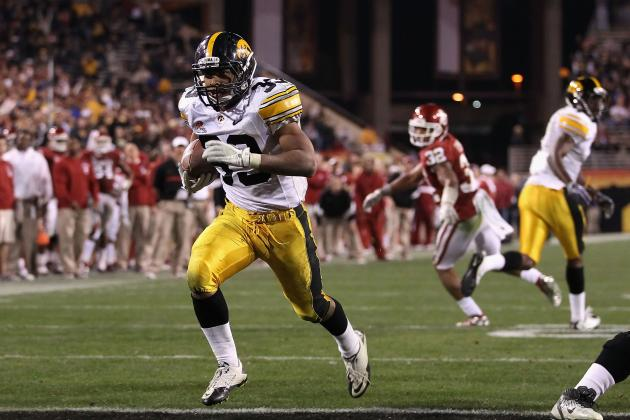 Iowa Hawkeye Football: Is Kirk Ferentz Running out of Running Backs for 2012?