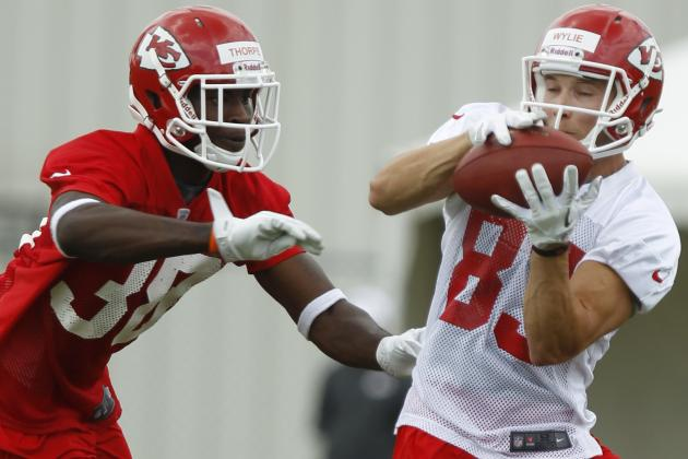 Kansas City Chiefs Training Camp 2012: What Fans Are Looking Forward to