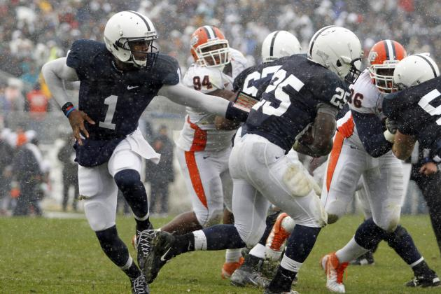 Penn State Football: Transfers Reach 6 as 3 More Announce Intentions to Leave