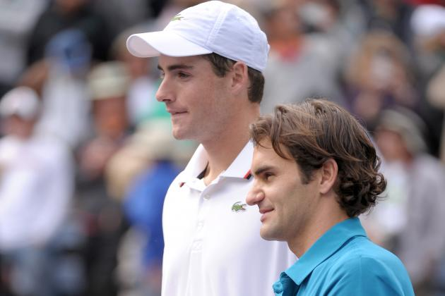 Roger Federer vs. John Isner Olympics 2012 Quarterfinals Preview: Upset Special?