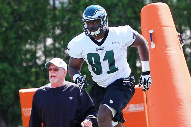 Philadelphia Eagles Training Camp: Checking in on the Rookies