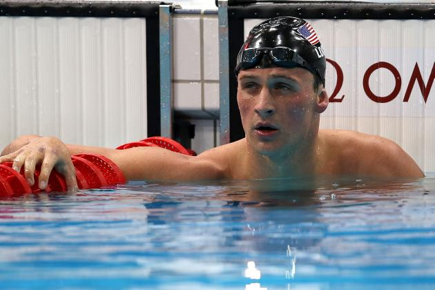 Ryan Lochte: Predictions for Swimmer's Remaining Races