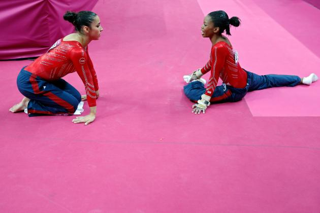 Women's Gymnastics 2012: Aly Raisman and Gabby Douglas Will Shine in All-Around