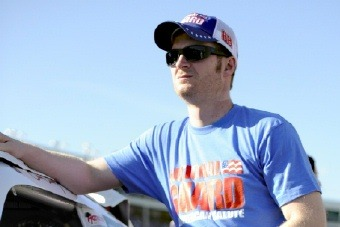 FYI WIRZ: NASCAR Star Dale Earnhardt Jr. Rides Point Lead over Fast Dozen