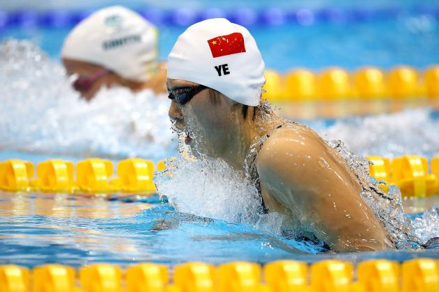 US Olympic Women's Swimming 2012: Watch out Team USA, China Is on the Rise