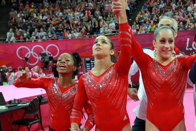 US Olympic Gymnastics Team 2012: Most Important Events Still on London Slate