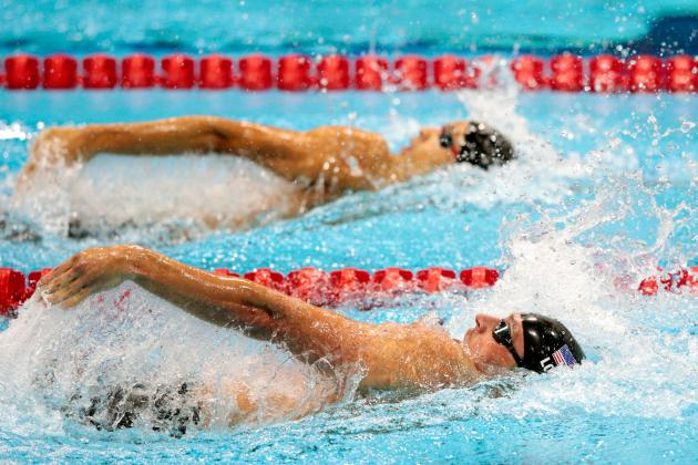 Olympic Swimming 2012: Michael Phelps and Ryan Lochte Rivalry Set for Final Roar