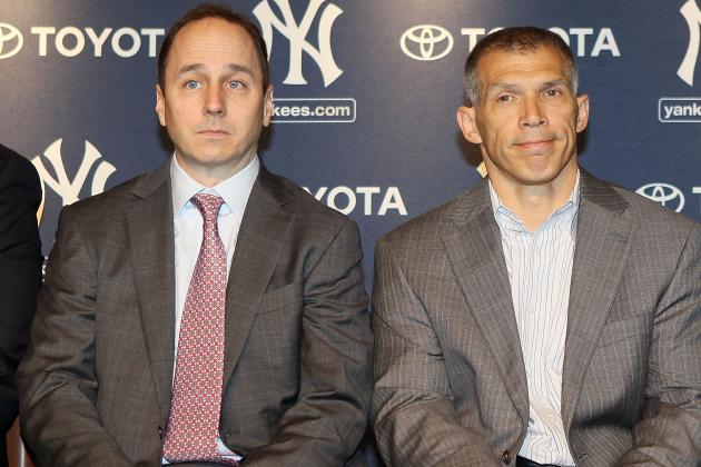 Why Yankees' Trade Deadline Snoozefest Leaves Them Below World Series Quality