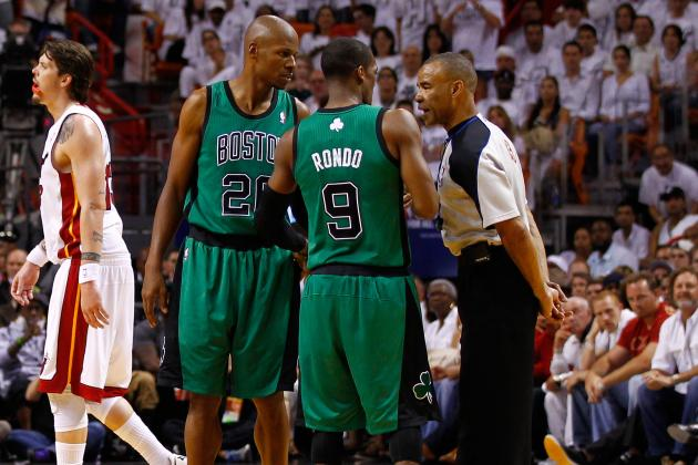 Free Agency 2012: Did Rajon Rondo's Role Force Ray Allen Out?
