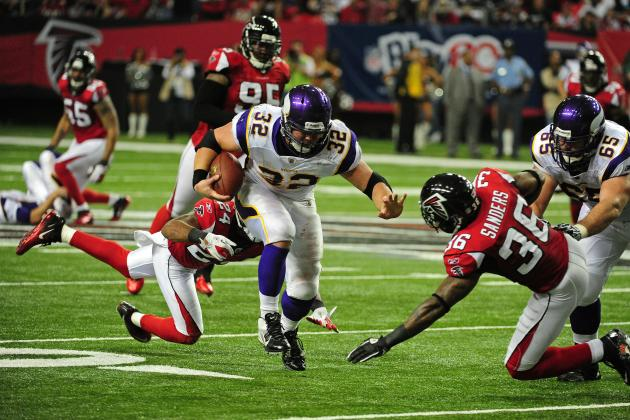 Minnesota Vikings: Is Toby Gerhart Ready to Shoulder a Heavy Load?